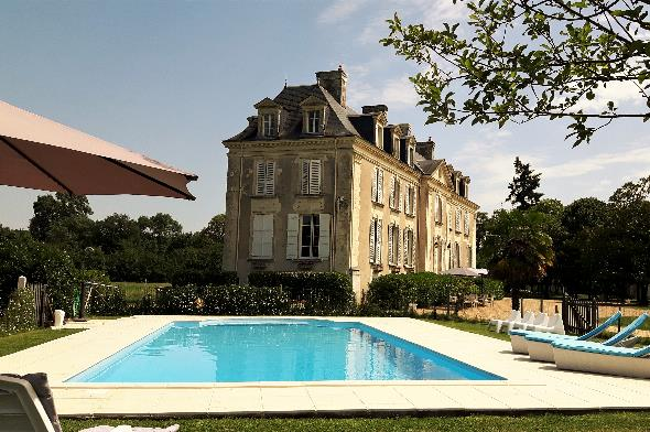 BnB Gites B&B in the mooie Loire Vallei - La Motaye Anjou Brion