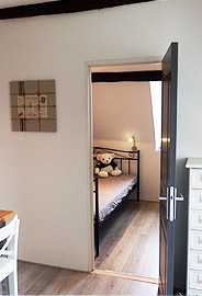 Ensuite Aout chambre Chateau La Mothaye Loire Bed and Breakfast B&B