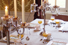 booking - breakfast table - chateau La Mothaye - Loire - B&B - kasteel