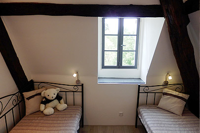 Chateau La Mothaye Loire Bed and Breakfast B&B ensuite chambre