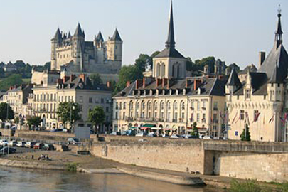 Chateau saumur Loire La Mothaye Bed and Breakfast B&B
