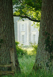 parc view Loire B&B chateau La Mothaye Bed and Breakfast